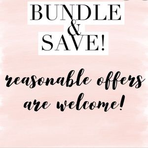 Other - 🌟Bundle and save ❤️